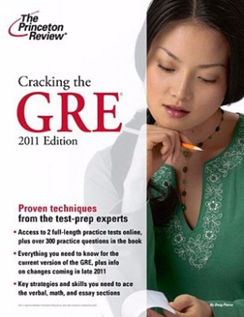 Picture of Cracking The Gre