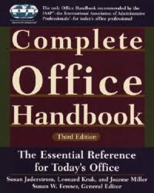 Picture of Bz-Complete Office Handbook