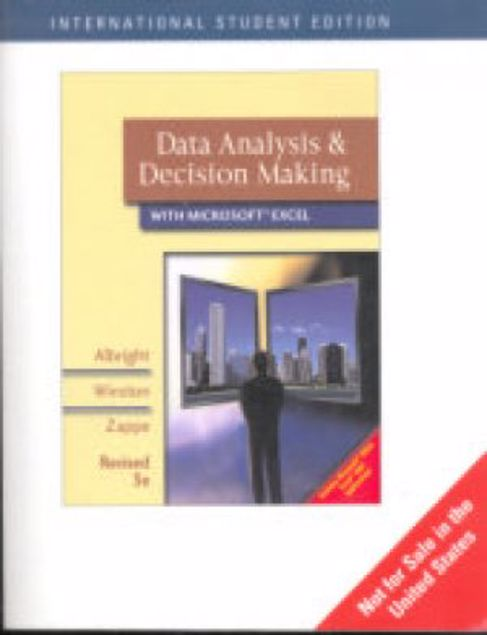 Picture of Data Analysis And Decision Making With Microsoft Excel