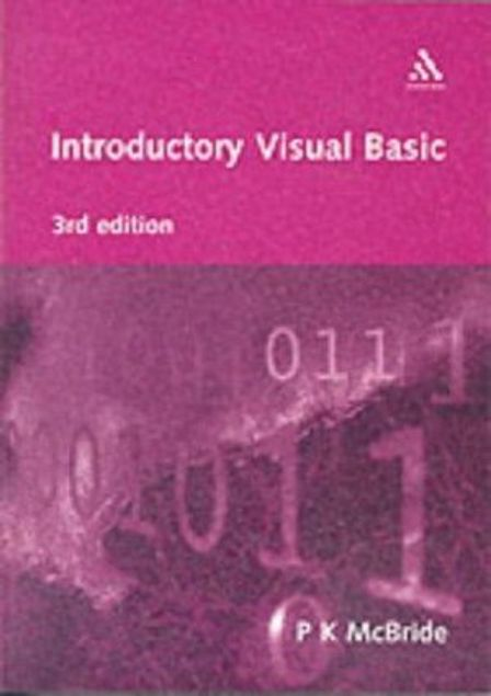 Picture of Ed-Introductory Visual Basic
