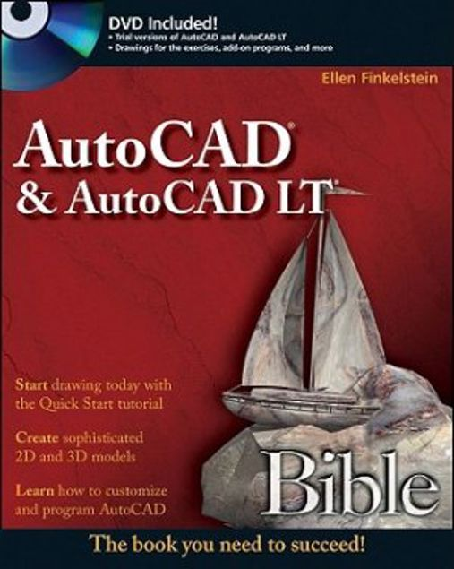 Picture of Autocad 2011 & Autocad Lt 2011 Bible (Dvd Included)