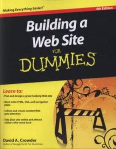 Picture of Building A Web Site