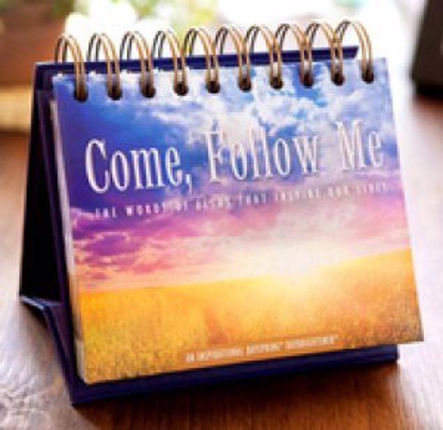 Picture of Calendar - Come, Follow Me
