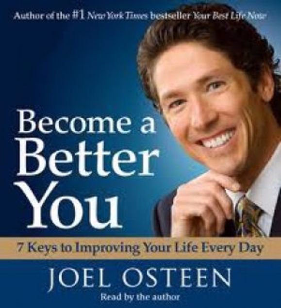 Picture of Become A Better You (Cd)