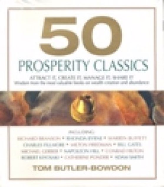 Picture of 50 Prosperity Classics