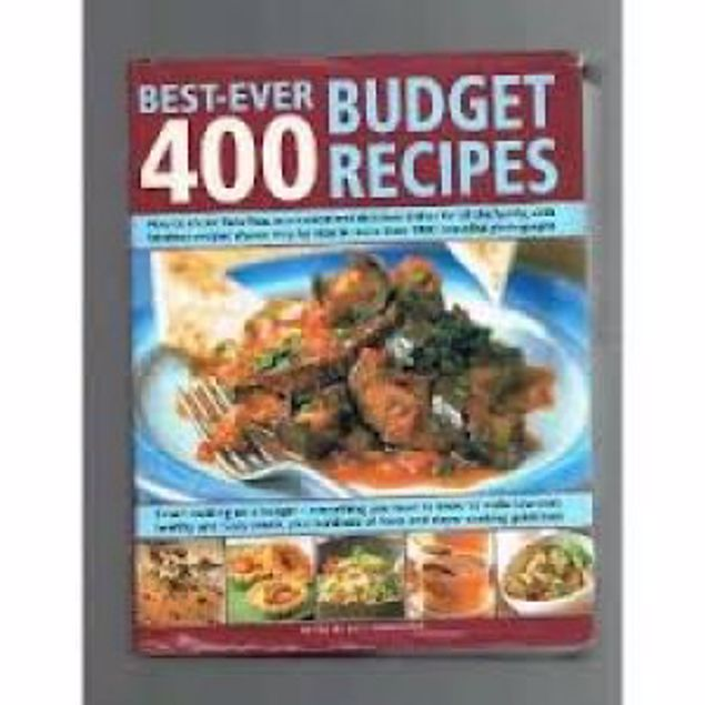 Picture of 400 Best Ever Budget Recipe