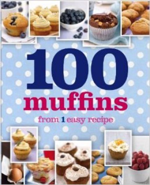 Picture of 100 Muffins (Love Food)