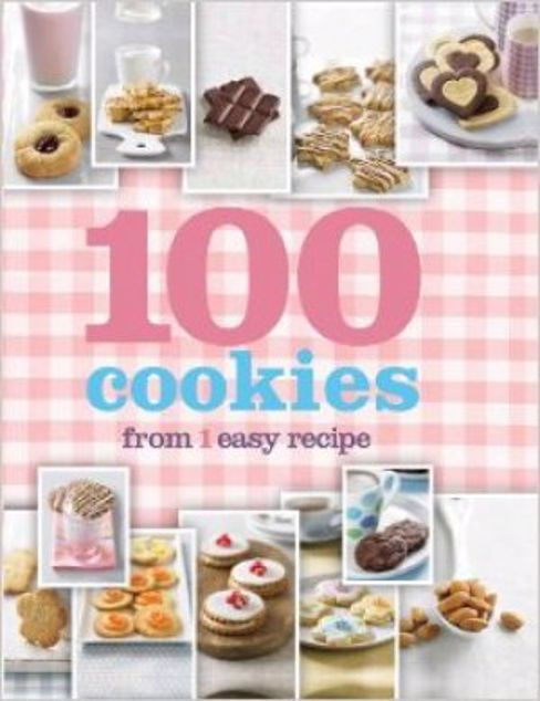 Picture of 100 Cookies (Love Food)
