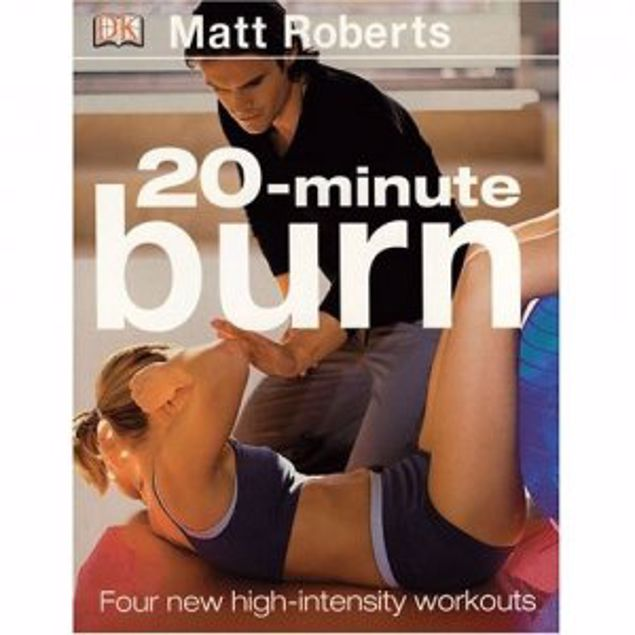 Picture of 20-Minute Burn, Paper Cover