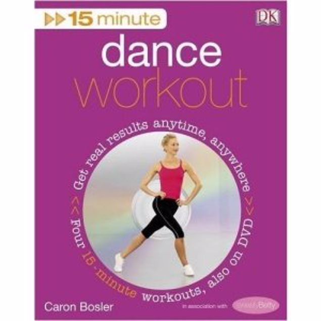 Picture of 15 Minute Dance Workout With Dvd