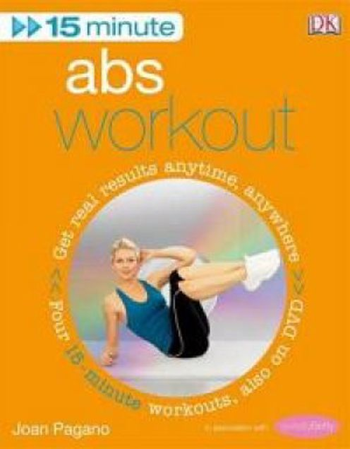 Picture of 15 Minute Abs Workout With Dvd