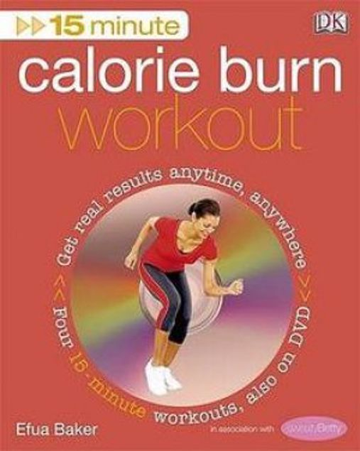 Picture of 15 Minute Calorie Burn Workout With Dvd