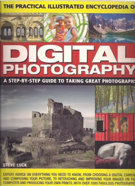 Picture of Practical Illustrated Encyclopedia Of Digital Photography