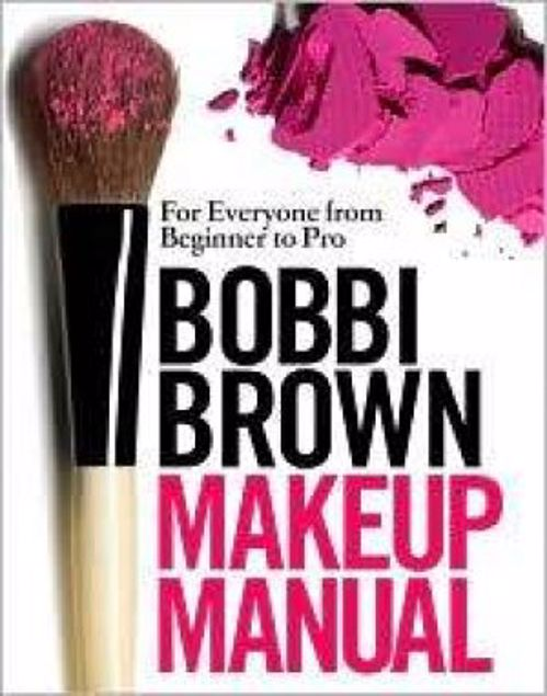 Picture of Bobbi Brown Makeup Manual