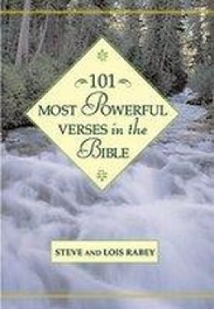 Picture of 101 Most Powerful Verse/Bible