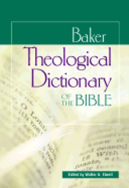 Picture of Baker Theological Dic./Bible
