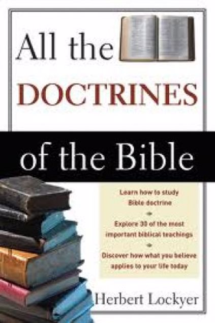 Picture of All The Doctrines Of The Bible