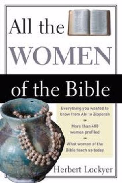 Picture of All The Women Of The Bible