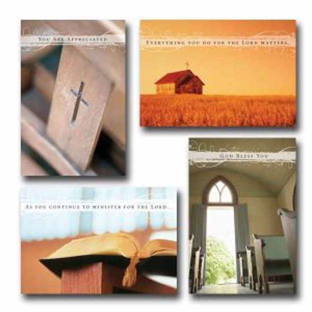 Picture of Boxed Cards-Ministry Encouragement
