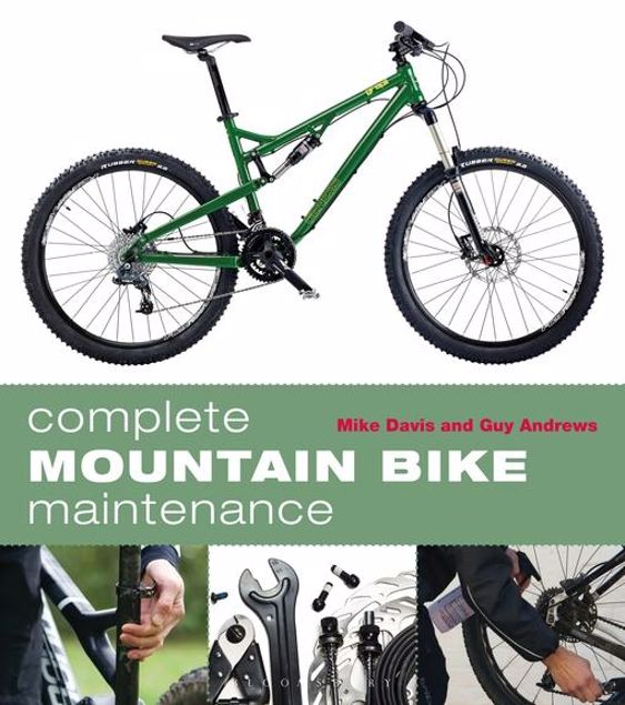 Picture of Complete Mountain Bike Maintenance