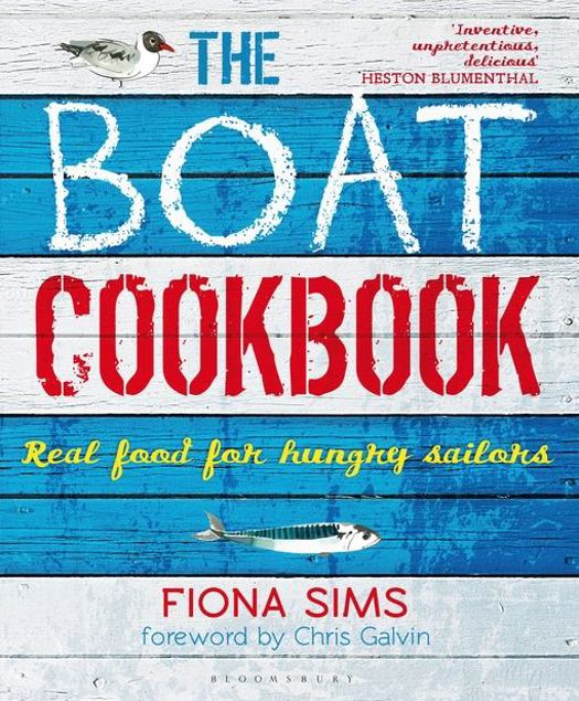Picture of The Boat Cookbook: Real Food for Hungry Sailors