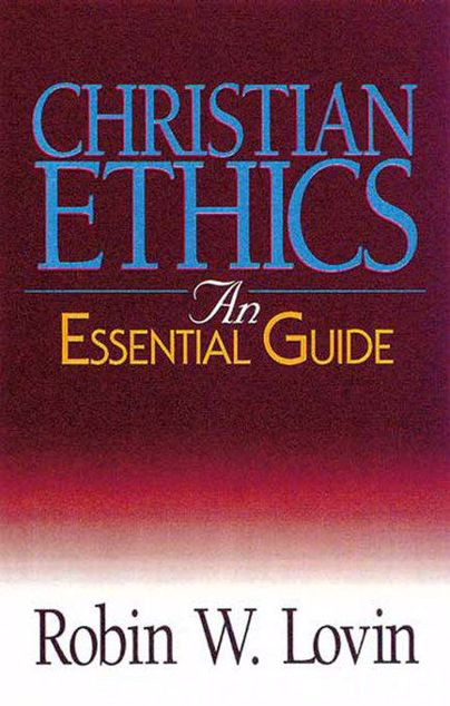 Picture of Christian Ethics: An Essential Guide