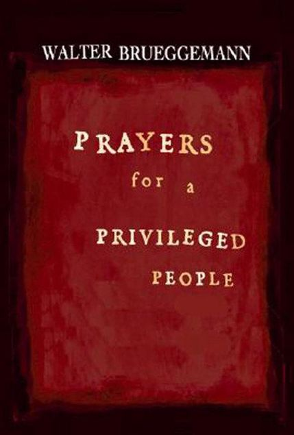 Picture of Prayers for a Privileged People
