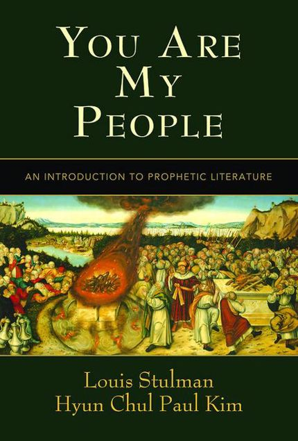 Picture of You Are My People: An Introduction to Prophetic Literature