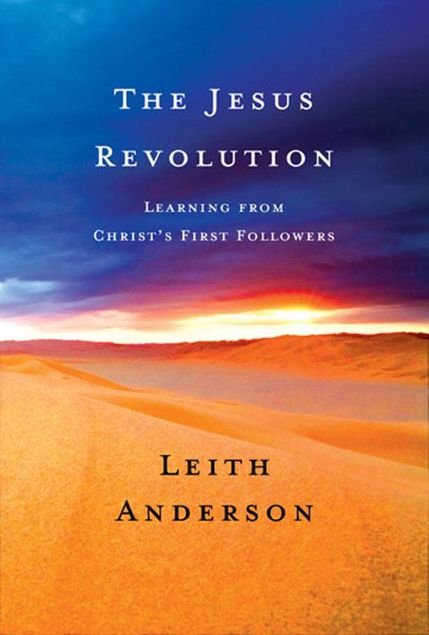 Picture of The Jesus Revolution: Learning from Christ's First Followers