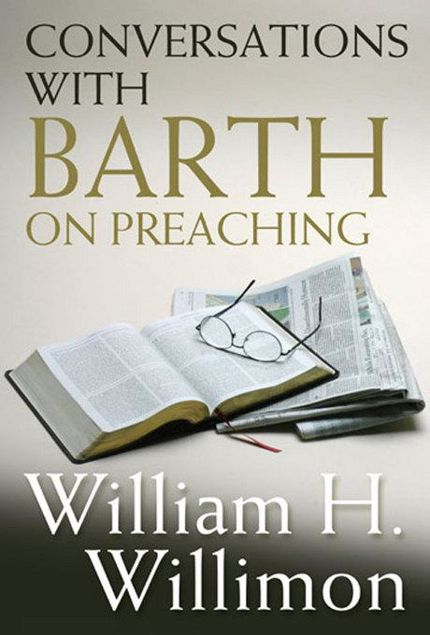 Picture of Conversations with Barth on Preaching