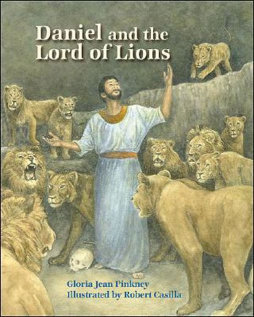 Picture of Daniel and the Lord of Lions