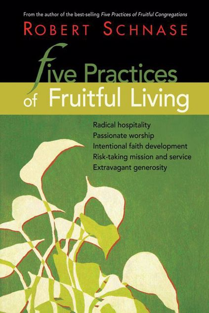 Picture of Five Practices of Fruitful Living