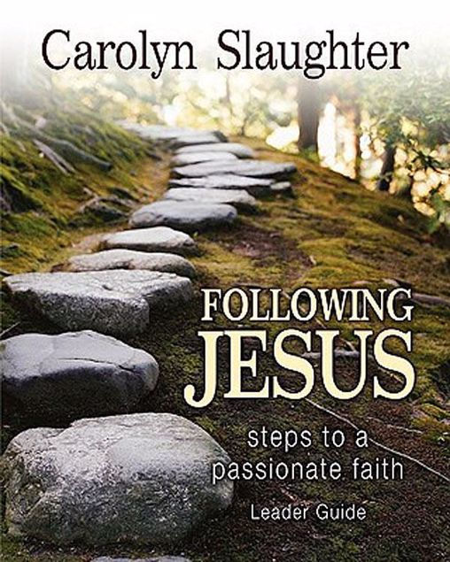 Picture of Following Jesus Leader Guide: Steps to a Passionate Faith