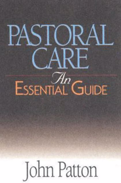 Picture of Pastoral Care: An Essential Guide