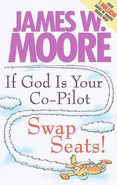 Picture of If God Is Your Co-Pilot, Swap Seats!