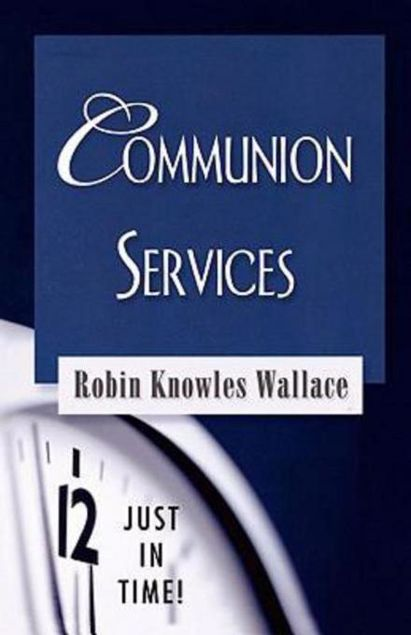 Picture of Just in Time! Communion Services