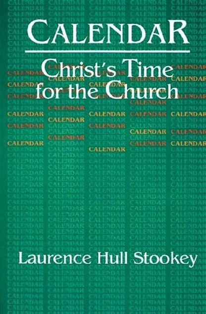 Picture of Calendar: Christ's Time for the Church