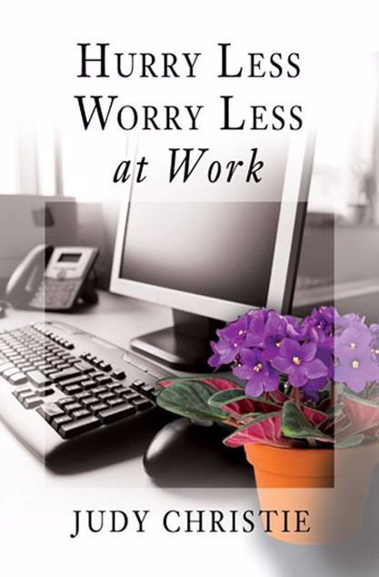Picture of Hurry Less, Worry Less at Work
