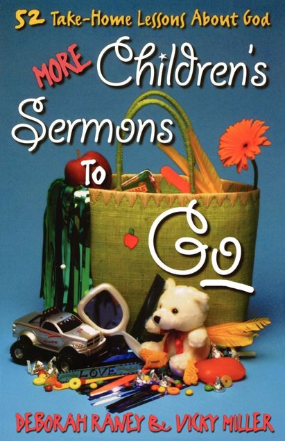 Picture of More Children's Sermons To Go: 52 Take-Home Lessons About God