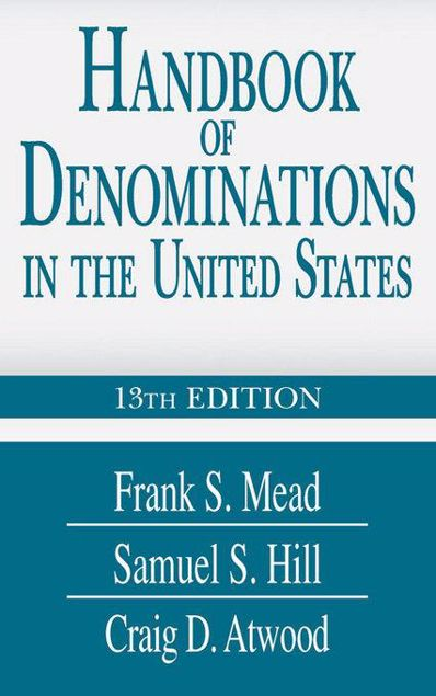 Picture of Handbook of Denominations in the United States 13th Edition: 13th Edition