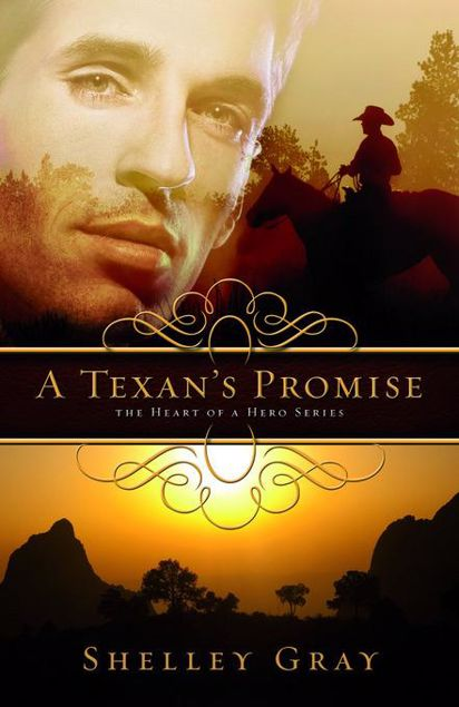 Picture of A Texan's Promise: The Heart of a Hero, Book 1