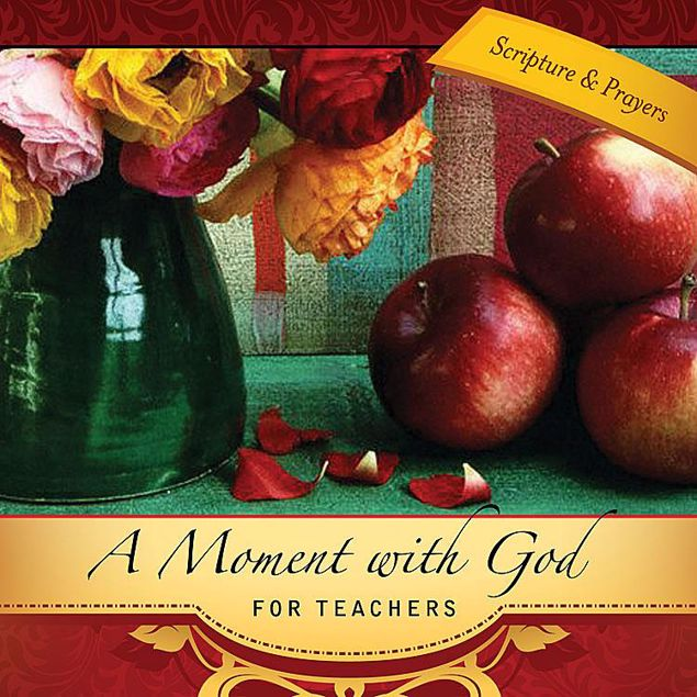 Picture of A Moment with God for Teachers