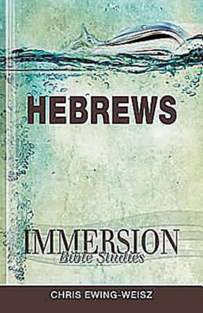 Picture of Immersion Bible Studies - Hebrews