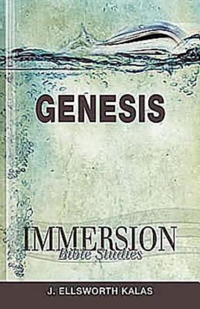 Picture of Immersion Bible Studies: Genesis