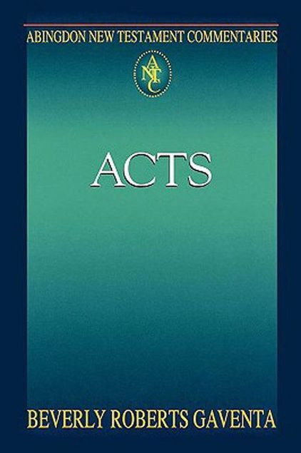 Picture of Abingdon New Testament Commentaries: Acts