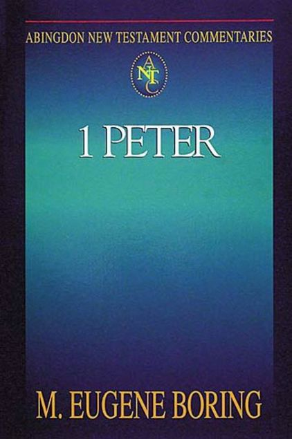 Picture of Abingdon New Testament Commentaries: 1 Peter