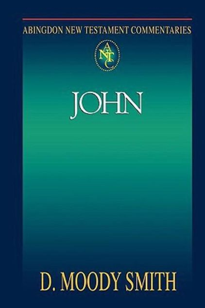 Picture of Abingdon New Testament Commentaries: John