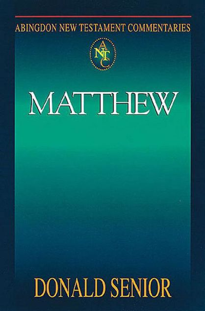 Picture of Abingdon New Testament Commentaries - Matthew