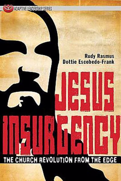 Picture of Jesus Insurgency: The Church Revolution from the Edge
