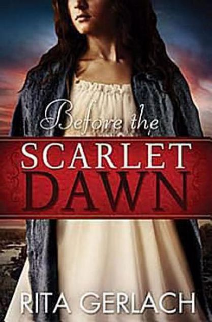 Picture of Before the Scarlet Dawn: Daughters of the Potomac - Book 1